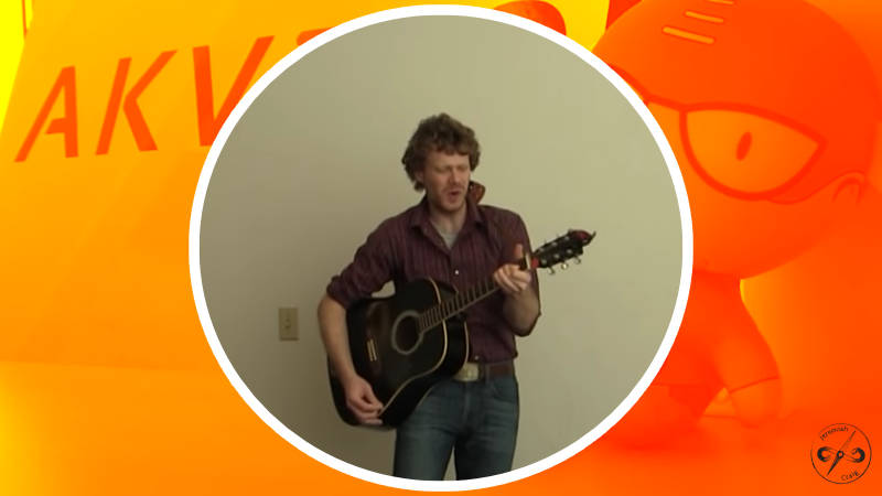 Break Room Balladeer - Jeremiah Craig
