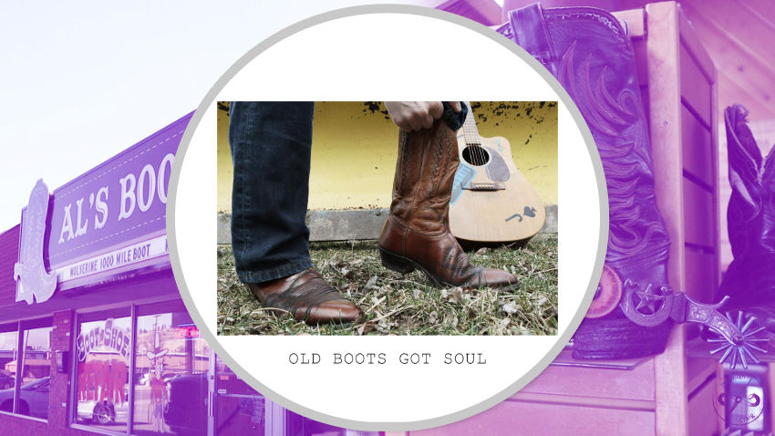 Al's Bootery - Old Boots Got Soul