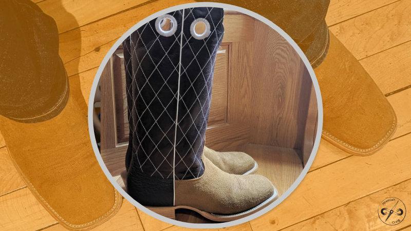 Hondo cowboy boots