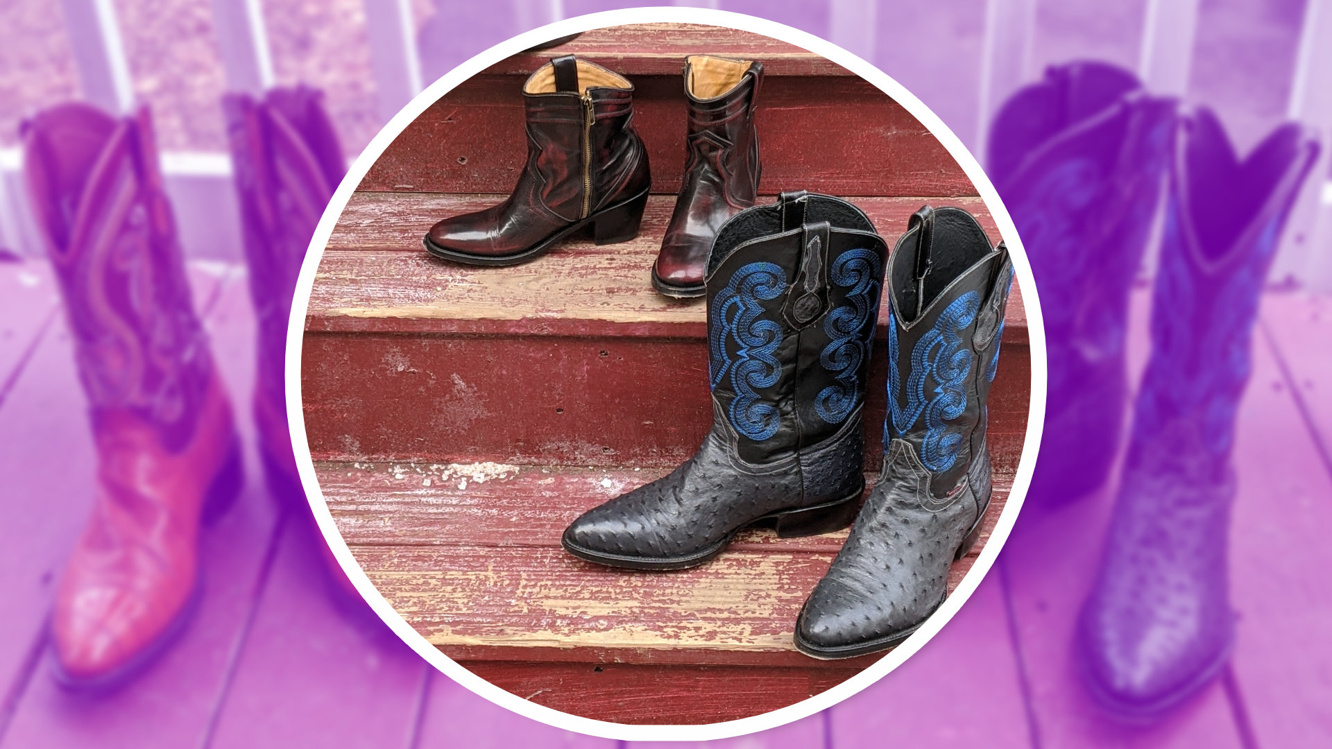JW Boot Company February Giveaway