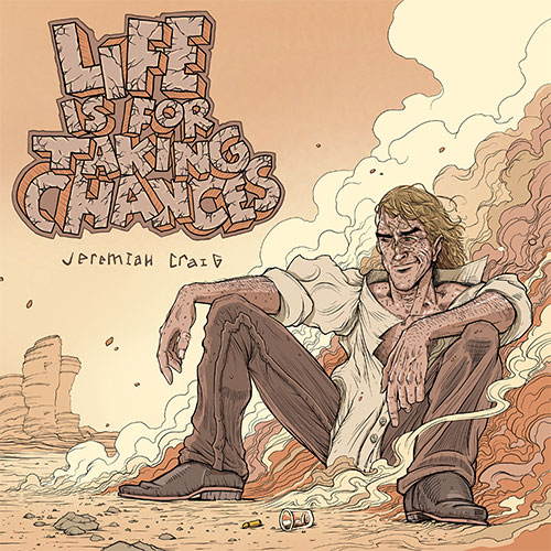 Life is for Taking Chances art by Christopher Butler