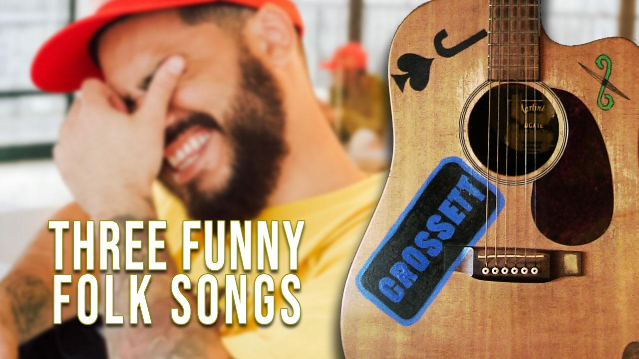 funny folk songs