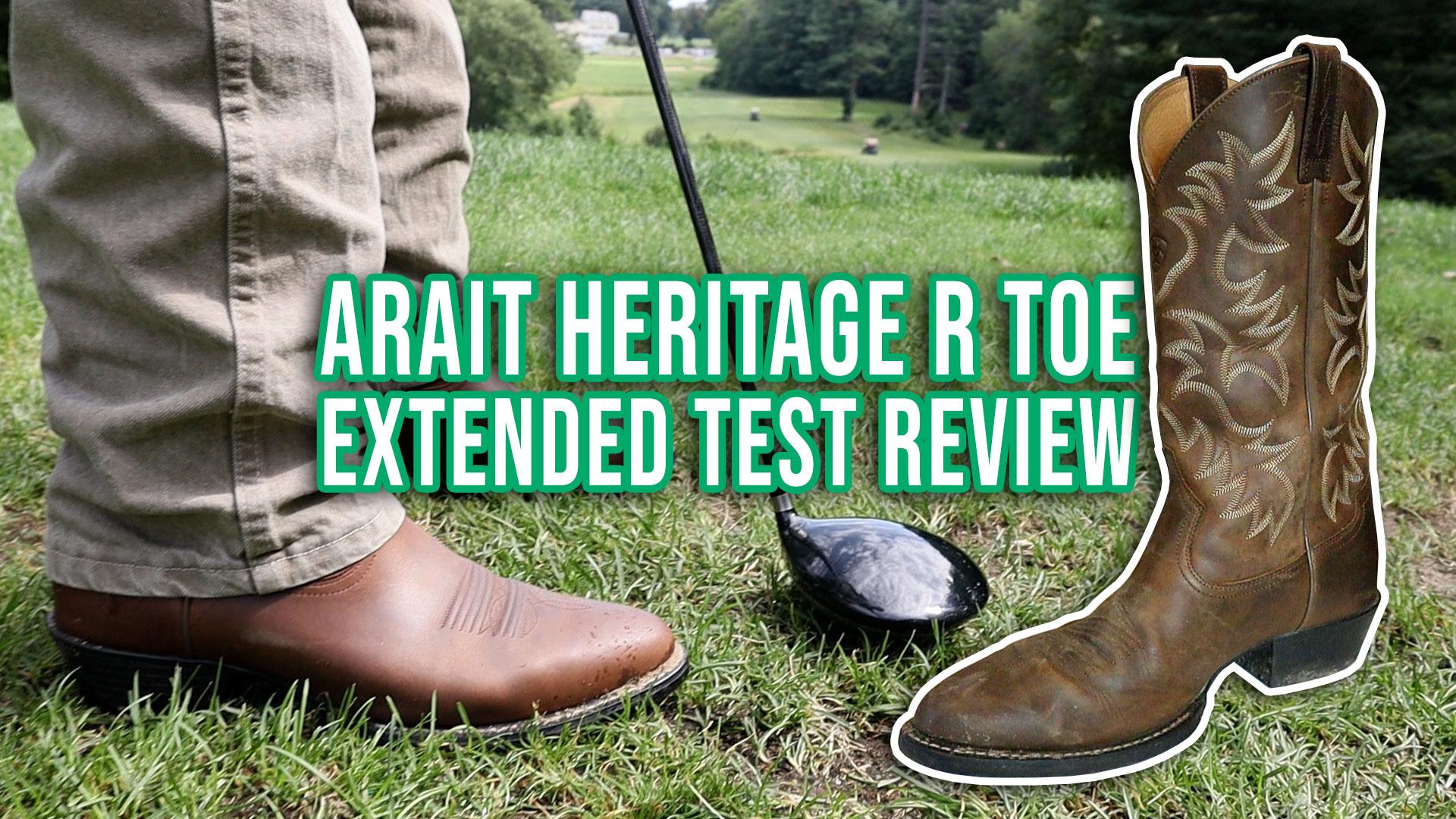 Ariat Heritage Giveaway
