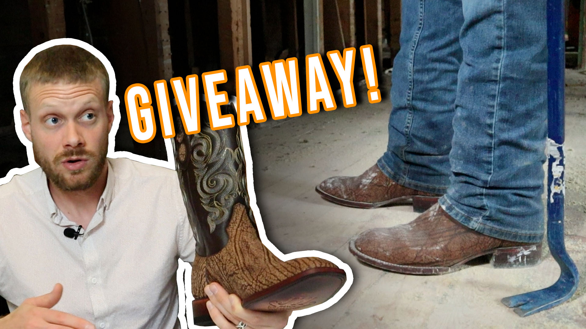 JW Boot Company Giveaway